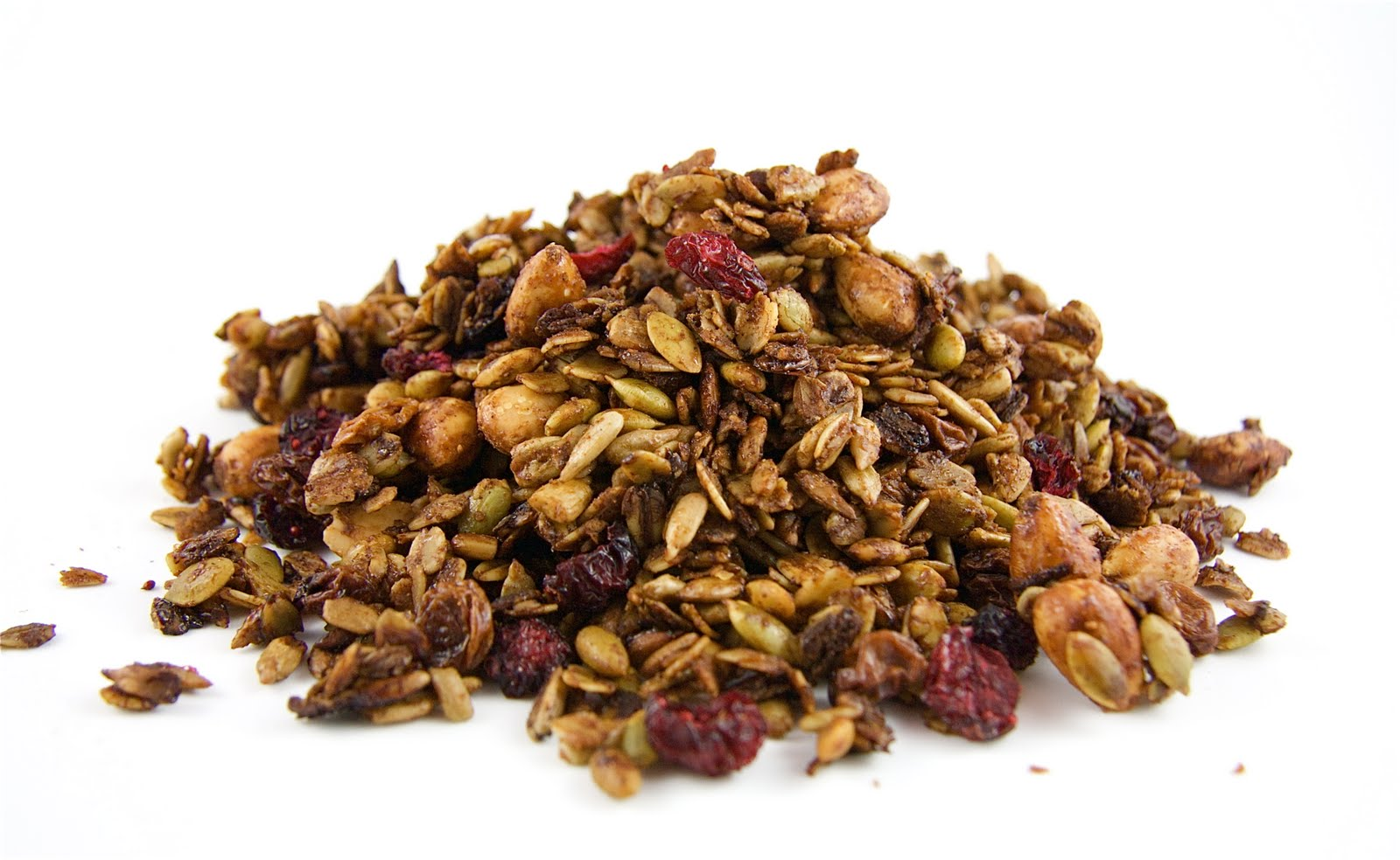 Homemade Granola - The Culinary Chase
