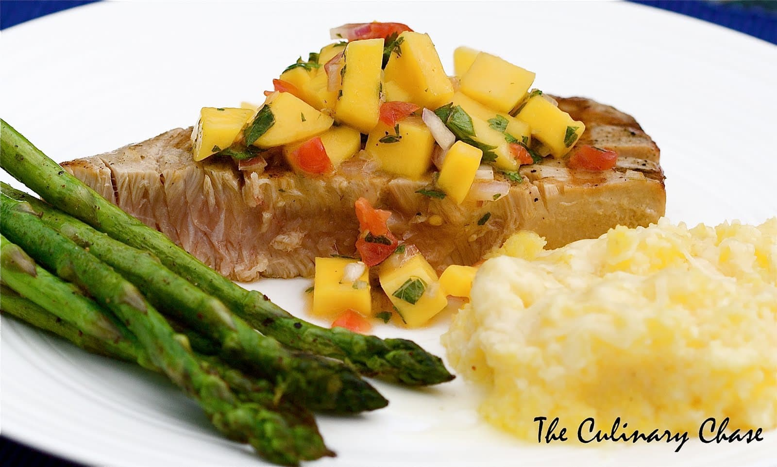 ... mango salsa with mango salsa blackened tuna steaks with mango salsa