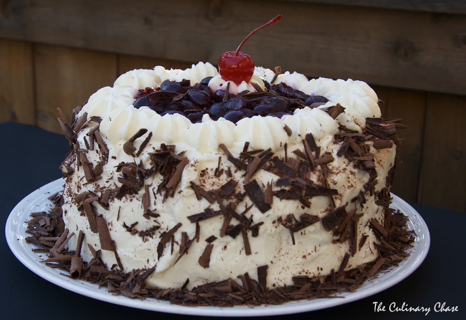 White Forest Cake Recipe In Pressure Cooker: The Culinary Chase