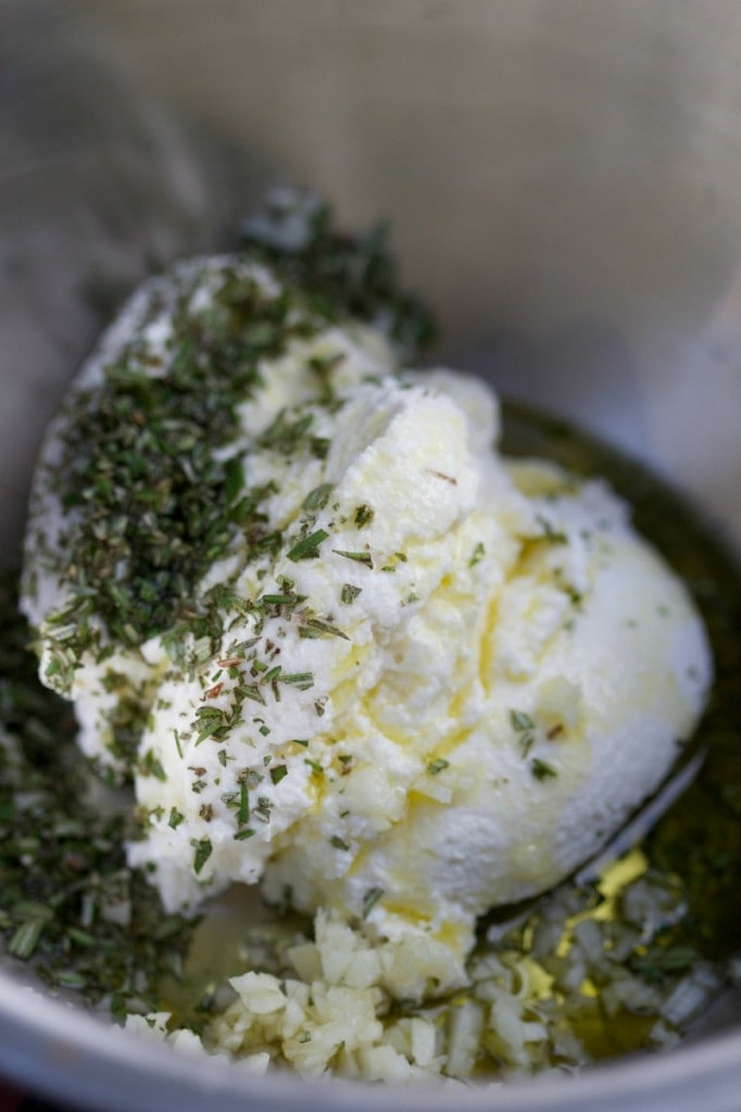 ricotta photo by The Culinary Chase
