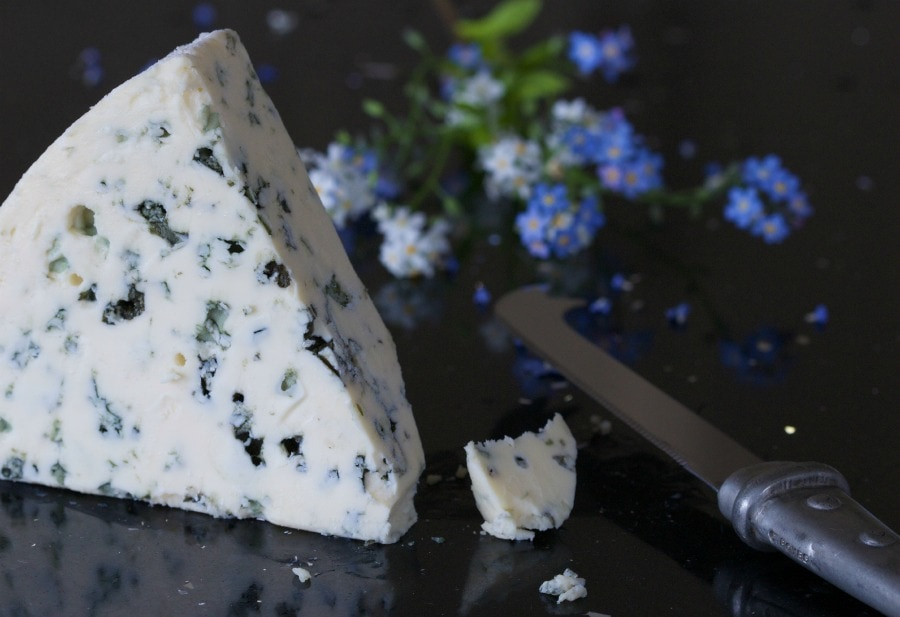 blue cheese by The Culinary Chase