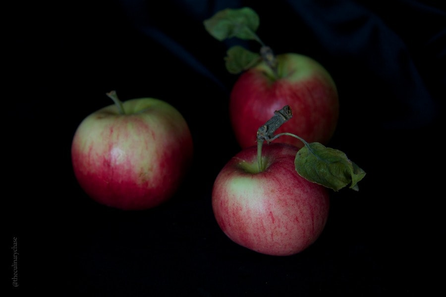 apples by The Culinary Chase
