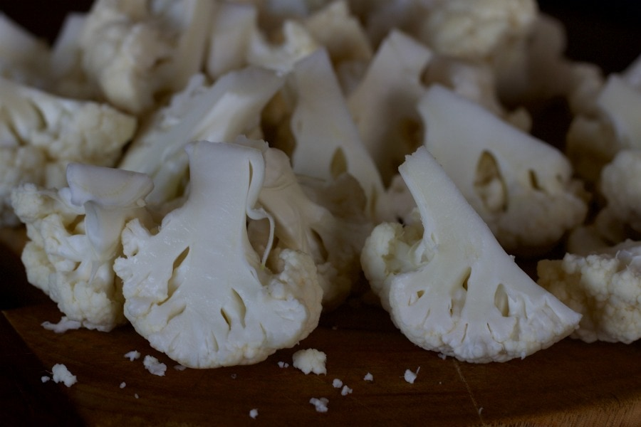 cauliflower flortes