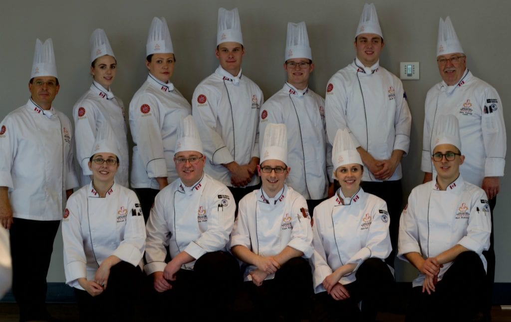 Culinary Youth Team Canada