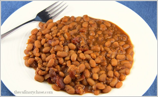 Baked Beans & A Tribute To Lunch Hour NYC