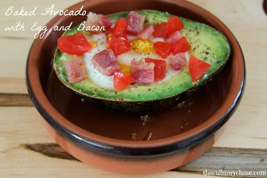 baked avo