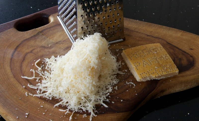Parmesan by The Culinary Chase