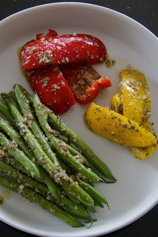 veggies to grill by The Culinary Chase