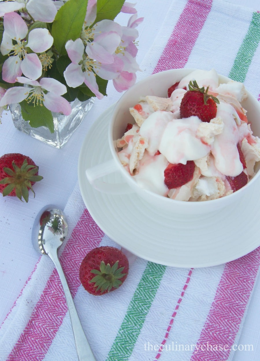 Eton Mess by The Culinary Chase