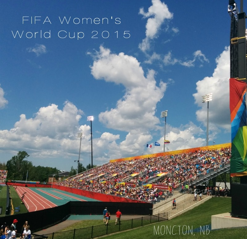 FIFA Women's World Cup 2015 - Moncton, NB