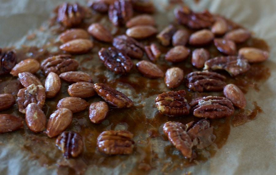 nut brittle