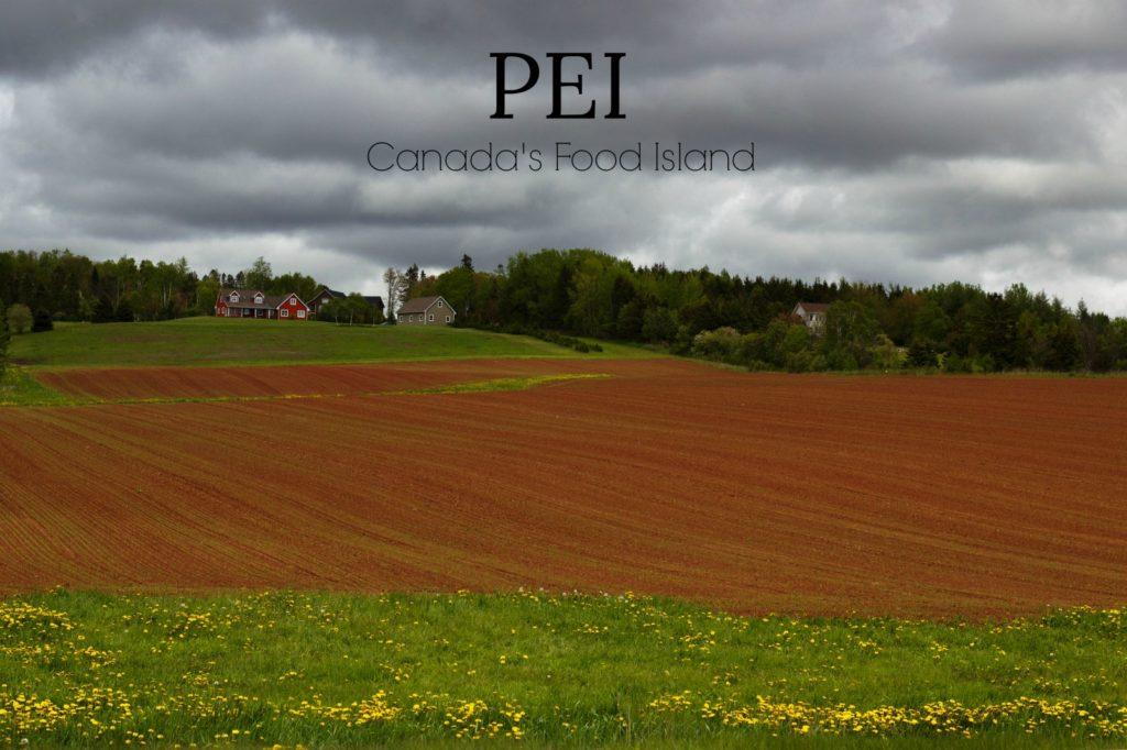 Prince Edward Island - Canada's food island
