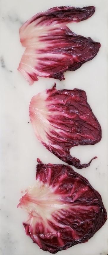 pickled radicchio